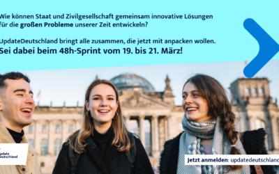 WITI ist Regionalpartner von UpdateDeutschland – jetzt auch beteiligen!