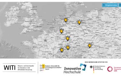 Digitaler Atlas der Innovation veröffentlicht – Über 110 Innovationseinheiten aus Deutschland, Österreich & Schweiz