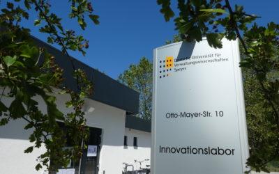 Erster Workshop im Innovationslabor: Auftakt mit dem Verein der Freunde und Förderer der Universität Speyer