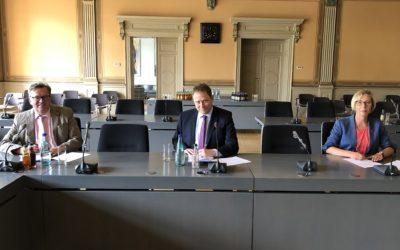 Rheinland-Pfalz fördert Fortsetzung von WITI-Teilprojekt Kooperation Vorderpfalz
