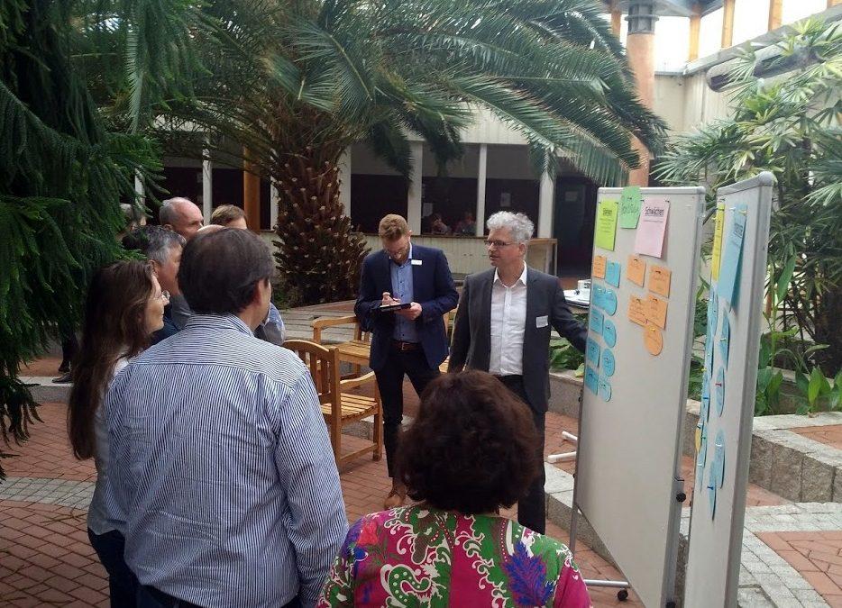 Town & Gown erneut in Pirmasens: Wie haben sich die Ideen seit dem Workshop vor rund einem Jahr entwickelt?