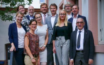 Neues Projekt von WITI/Universität Speyer,  FÖV und MRN: Einheitliches Geodatenmanagement in Rheinland-Pfalz