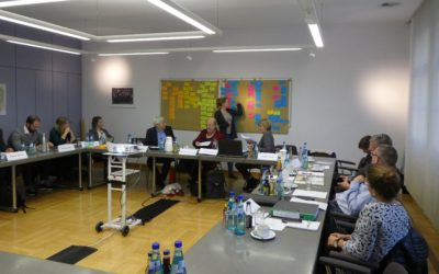 Erstes Lab-Event des Teilprojekts Kooperation Vorderpfalz