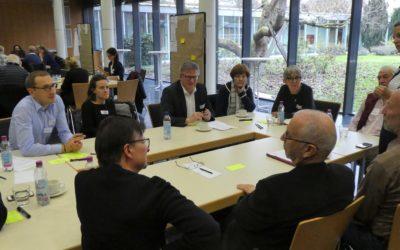 Bürgerbeteiligungsleitlinien für Speyer – Gemeinsamer Bürgerworkshop der Stadt Speyer und des WITI-Projekts